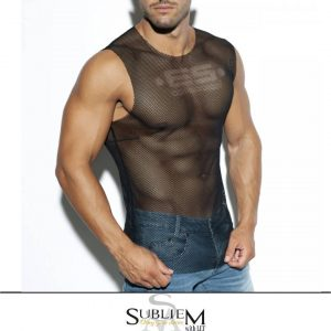 subliem with lef - ES Collection TS260 tanktop